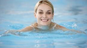 Start Met Zwemmen Voor Het Polijsten Van Je Lichaam!